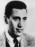 Jd Salinger (1919-1951) American Novelist Here C. 1950 Photo