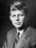 John Fitzgerald Kennedy (1917-1963) Future American President Here C. 1940 Photo