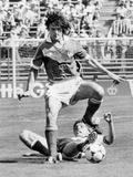 Football World Cup 1982 in Spain : France Team Vs Austria Team, June 28, 1982 Prints