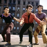 West Side Story De Jeromerobbins Et Robertwise Avec George Chakiris 1961 Oscar1961 Photo
