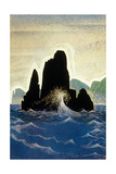 The Odyssey by Homere: the Rock of Gortyne, 1930-1933 Art