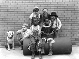 Series the Little Rascals/Our Gang Comedies, Late 1920S Foto