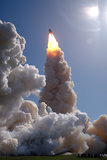 The Space Shuttle Columbia and Her Crew of Six Lifted Off from Pad 39B at 1:09 P.M. Prints