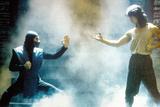 Mortal Kombat De Paul Anderson Avec Francois Petit Et Robin Shou, 1995 Photo