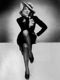 Manpower De Raoul Walsh Avec Marlene Dietrich 1941 Photo