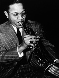 Roy Hines, Jazz Trumpet Player in 1941 Photo