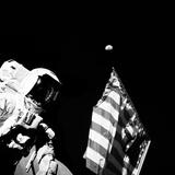 Geologist-Astronaut Harrison Schmitt, Apollo 17 Lunar Module Pilot Photo