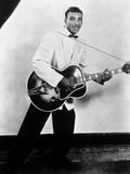 Aaron Thibeaux Walker Dit T-Bone Walker (1910-1975) Blues Guitarist, 40'S Photo