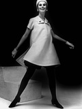 Lanvin Fashion for Spring-Summer Collection 1967 Photo
