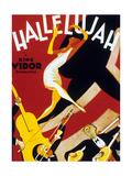 Hallelujah !, 1929 Poster