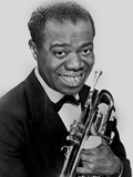 Louis Armstrong C. 1947 Photo