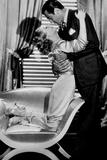 C'Est Pour Toujours Now and Forever De Henryhathaway Avec Gray Cooper Et Carole Lombard 1934 Prints