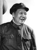 Mao Tse Toung (1893-1976) Chinese President Photo