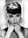 Sabrina, Audrey Hepburn, Directed by Billy Wilder, 1954 Foto