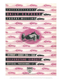 Silverstone Circuit - Silverstone Vintage Print Posters by Silverstone
