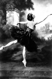 Russian Dancer Anna Pavlova (1881-1931) Here in the 10'S Foto