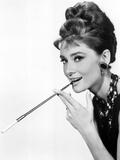 Diamants Sur Canape Breakfast at Tiffany's De Blakeedwards Avec Audrey Hepburn, 1961 Photo