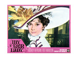 My Fair Lady De Georgecukor Avec Audrey Hepburn 1964 Prints