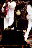 American Singer Prince (Prince Rogers Nelson) on Stage at the Naacp Image Awards 1999 Photo