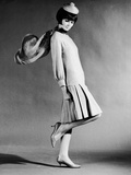 Pierre Cardin Fashion for Autumn Winter 1963 - 1964 Photo