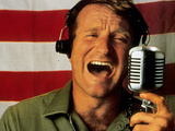 Good Morning Vietnam De Barrylevinson Avec Robin Williams, 1987 Photo