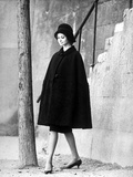 Presentation on August 9, 1960 of Fashion by Nina Ricci for Autumn-Winter 1960-1961 Photo