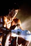 Rocky Iv De Sylvesterstallone Avec Sylvester Stallone, 1985 Foto