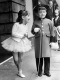 Anna and Anthony the Children of Princess Lee Radziwill Sister of Jackie Kennedy Photo