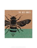 The Bees Knees - Abigail Gartland Art Print Poster by Abigail Gartland