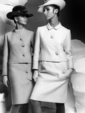 Lanvin Fashion for Autumn-Winter Collection 1966 Photo