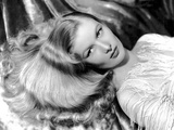 American Actress Veronica Lake (1919-1973) C. 1942 Photo