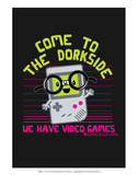 Dorkside - David & Goliath Print Prints by  David & Goliath
