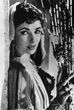 Ivanhoe De Richardthorpe Avec Elizabeth Taylor, 1952 (D'Apres Le Roman De Walter Scott) Photo