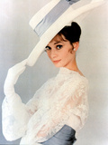 My Fair Lady De Georgecukor Avec Audrey Hepburn 1964 Photo