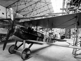 Plane of Storks Squadron, France, 1st World War Photo