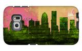 Louisville City Skyline Galaxy S6 Edge Case by  NaxArt