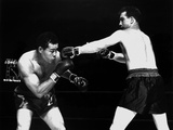 American Boxer Joe Louis (L) Fighting with Billy Conn 1946 Photo