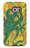 Kraken Galaxy S6 Edge Case by  Lantern Press