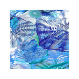 Underwater Perspective I Giclee Print by Charlie Carter