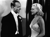 Swing Time, Fred Astaire, Ginger Rogers, 1936 Photo