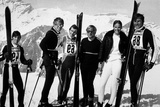 La Descente Infernale Downhill Racer De Michaelritchie Avec Robert Redford 1969 Photo