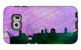 Dublin City Skyline Galaxy S6 Edge Case by  NaxArt