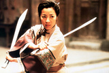 Tigre Et Dragon Crouching Tiger Hidden Dragon (Wu Hu Zang Long) De Anglee Avec Michelle Yeoh 2000 Photo