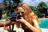 Boogie Nights, Heather Graham, Paul Thomas Anderson, 1997 Photo