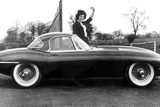 Jaguar Car March 14, 1961 Photo