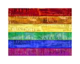Pride Giclee Print by Luke Wilson