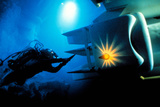 Abyss De James Cameron, 1989 Photo