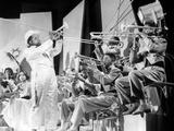Dr. Rhythm De Franktuttle Avec Louis Armstrong 1938 Photographie