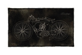 Vintage Ride Giclee Print by Dylan Matthews