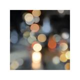City Lights II Giclée-tryk af Kate Carrigan
